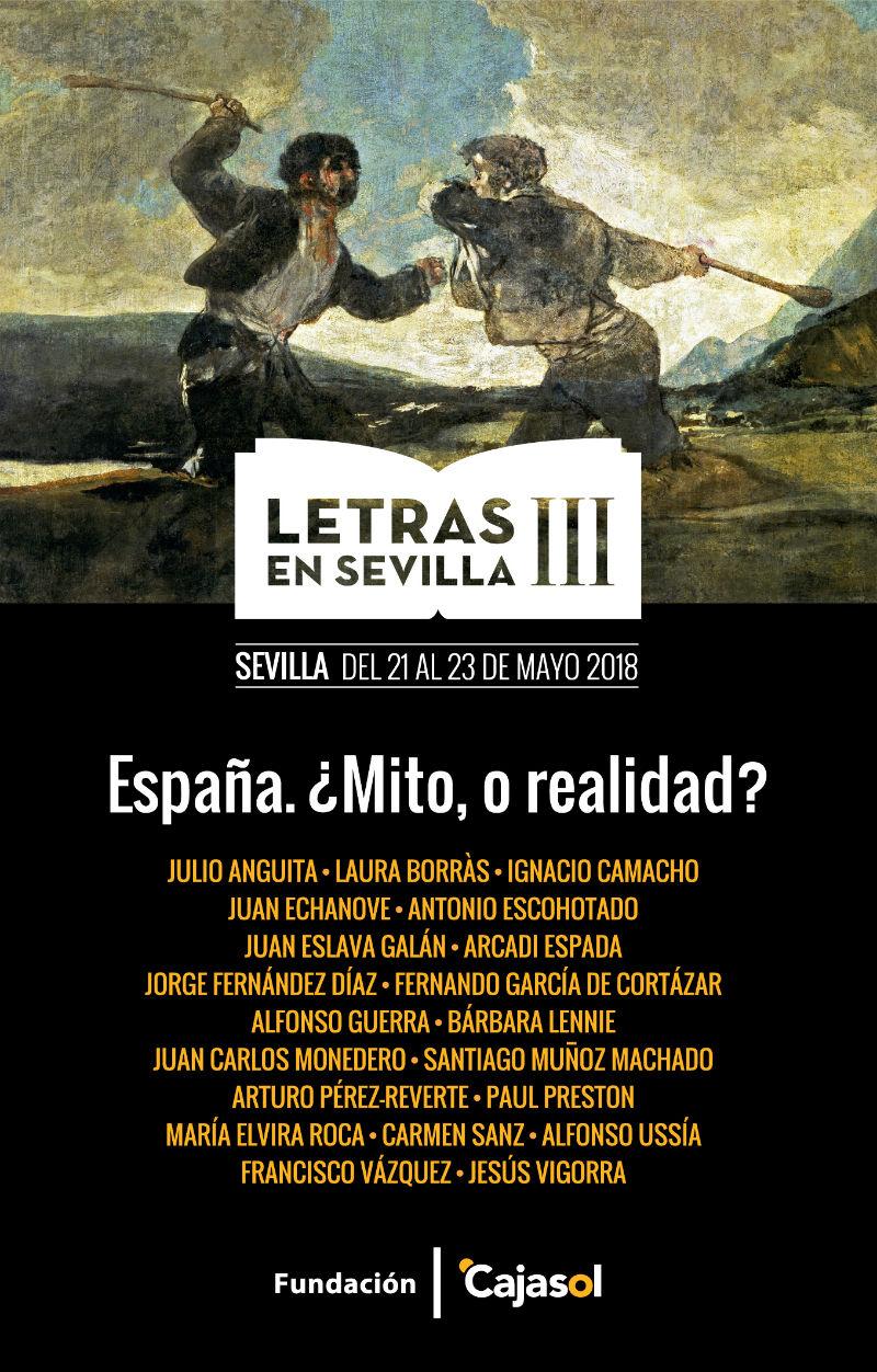 Cartel de Letras en Sevilla III
