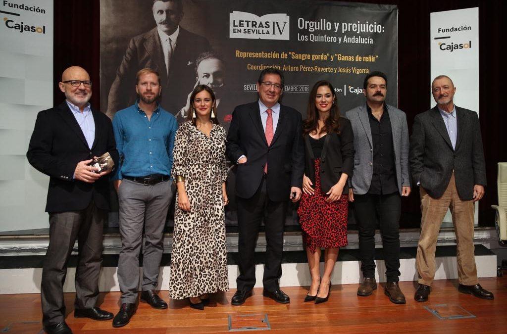 Presentación de Letras en Sevilla iV